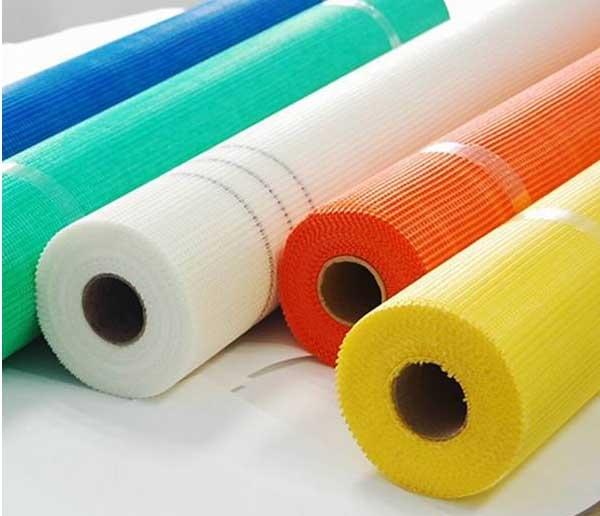 专用胶乳耐碱玻纤网格布